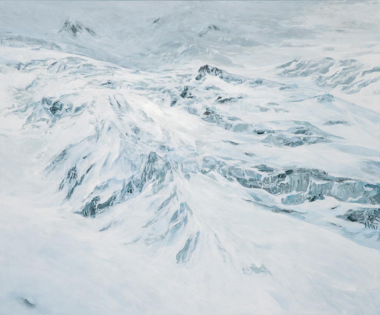 Gletscherland II Langfluh Saas-Fee