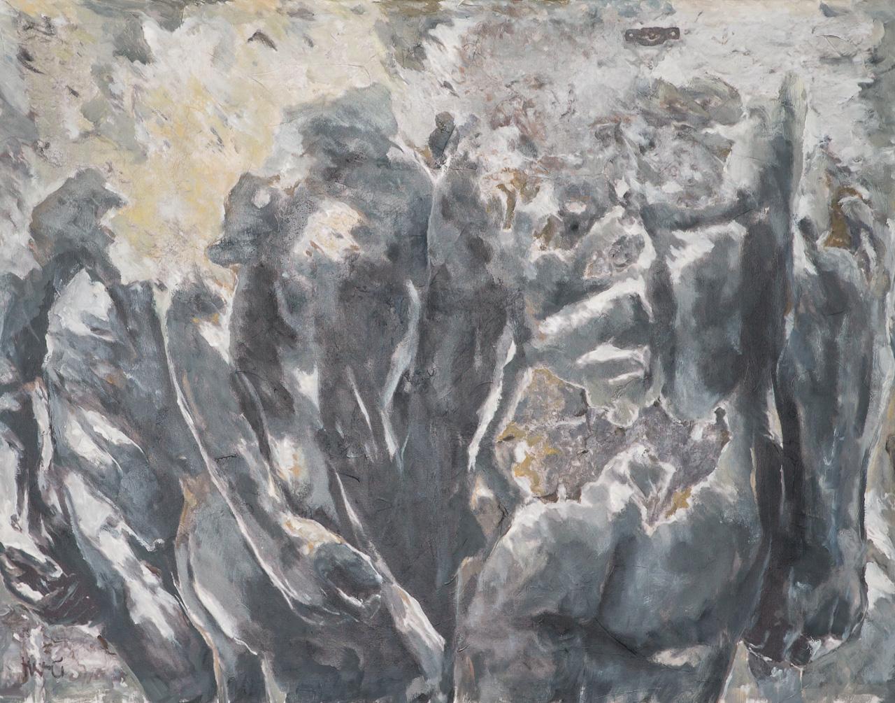 Peinture murale I