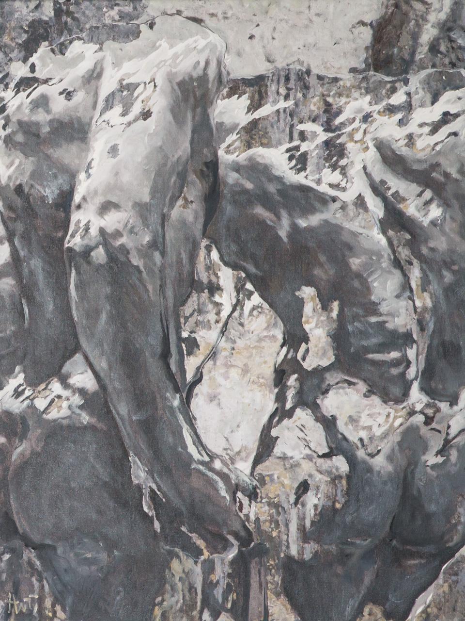 Peinture murale III
